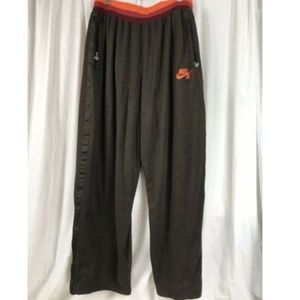 Nike Basketball uncompromising excellence Brown